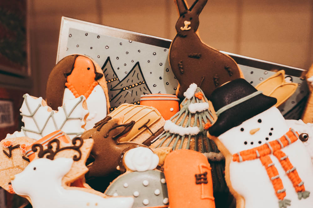 Christmas at The Biscuiteers