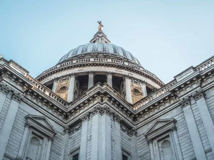 Alternative Angle - St Paul's Cathedral