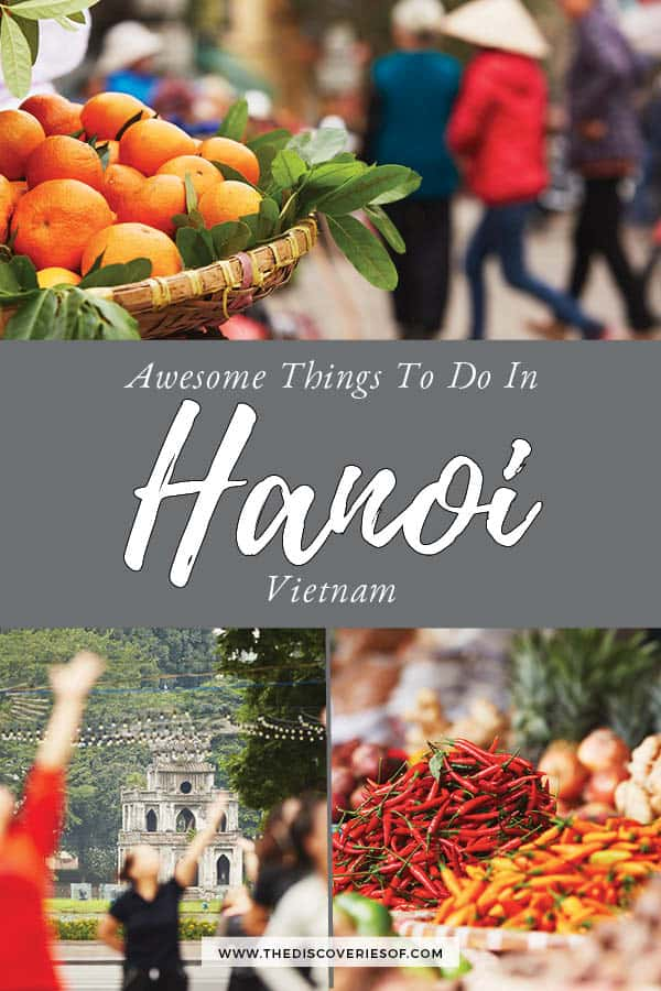 Things to do in Hanoi 2