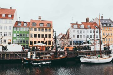 Copenhagen in Winter - Nyhavn
