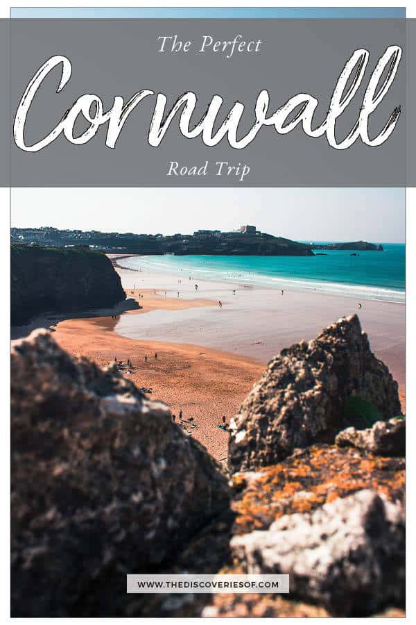 Cornwall Road Trip