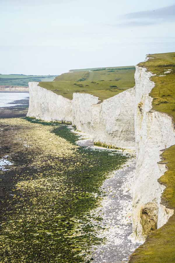 Seven Sisters White Cliffs, Sussex