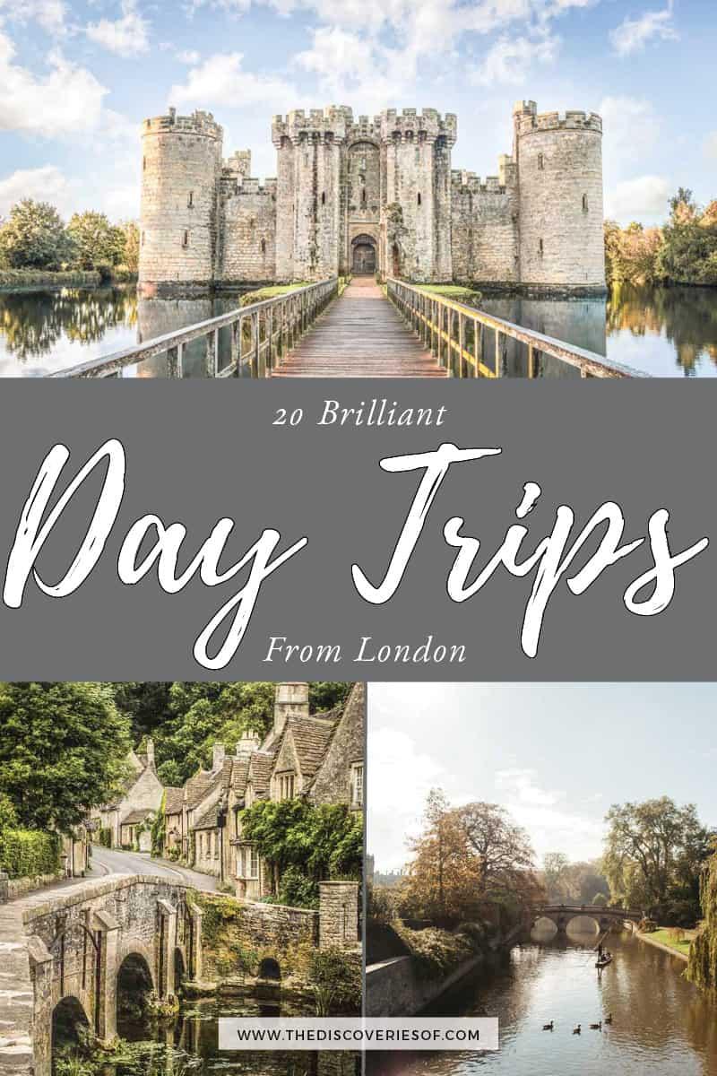 Day trips outside London