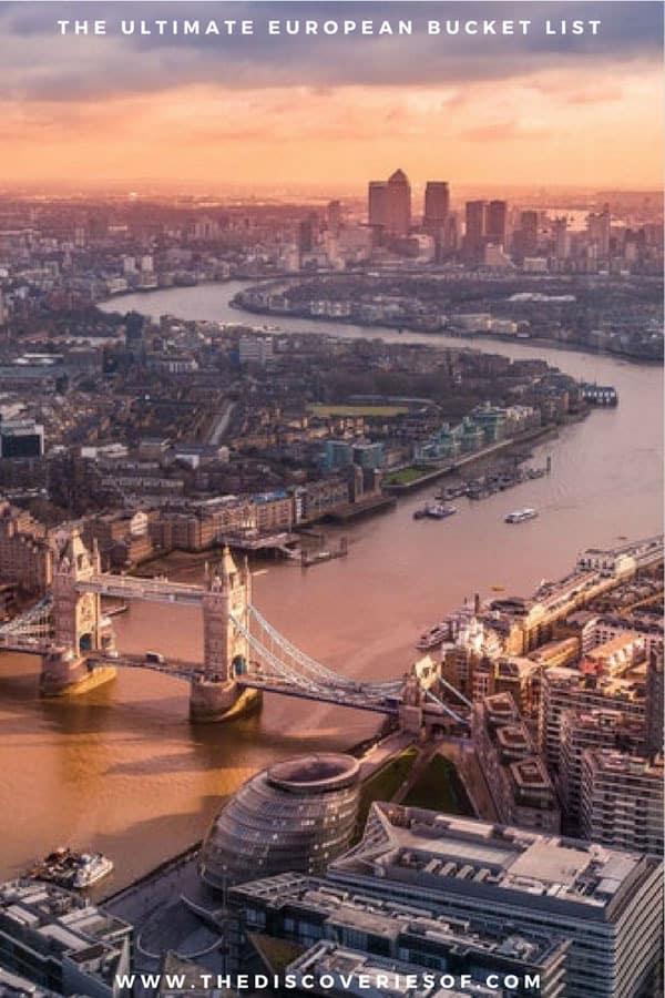 River Thames, UK