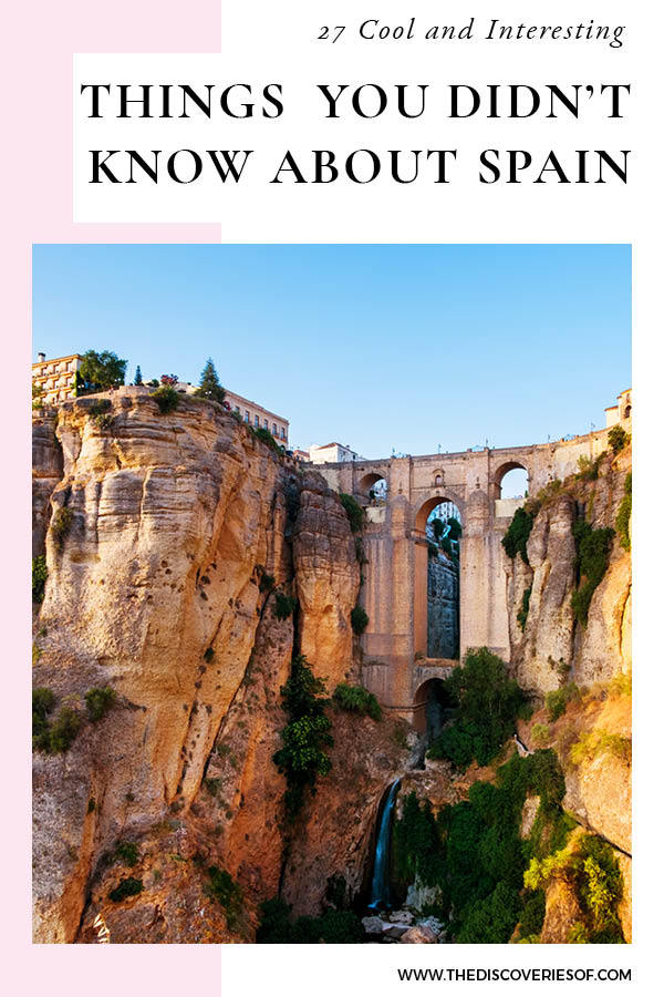 Facts about Spain 1