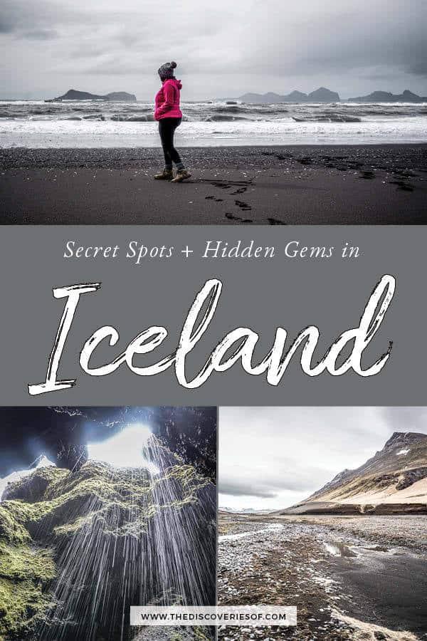 Hidden gems Iceland