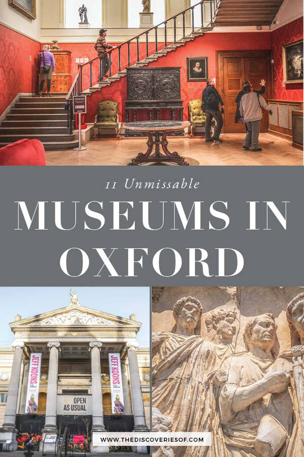 Museums in Oxford