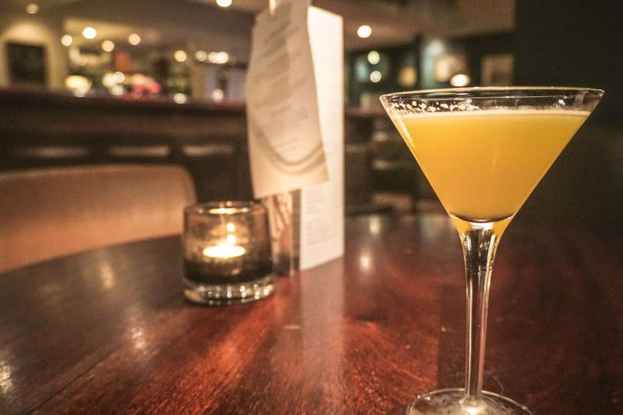 The Duke of Cambridge Cocktails