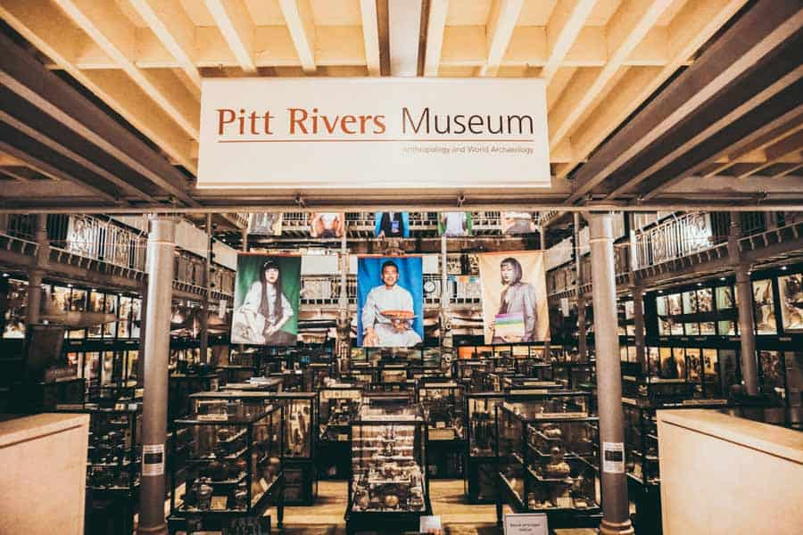 Pitt Rivers Museum Oxford