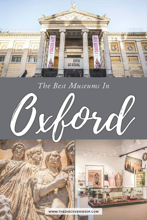 Oxford Museums