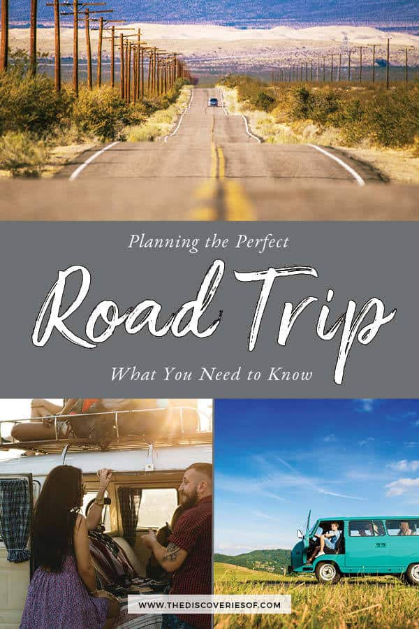 Road Trip Essentials - Tips + Packing List