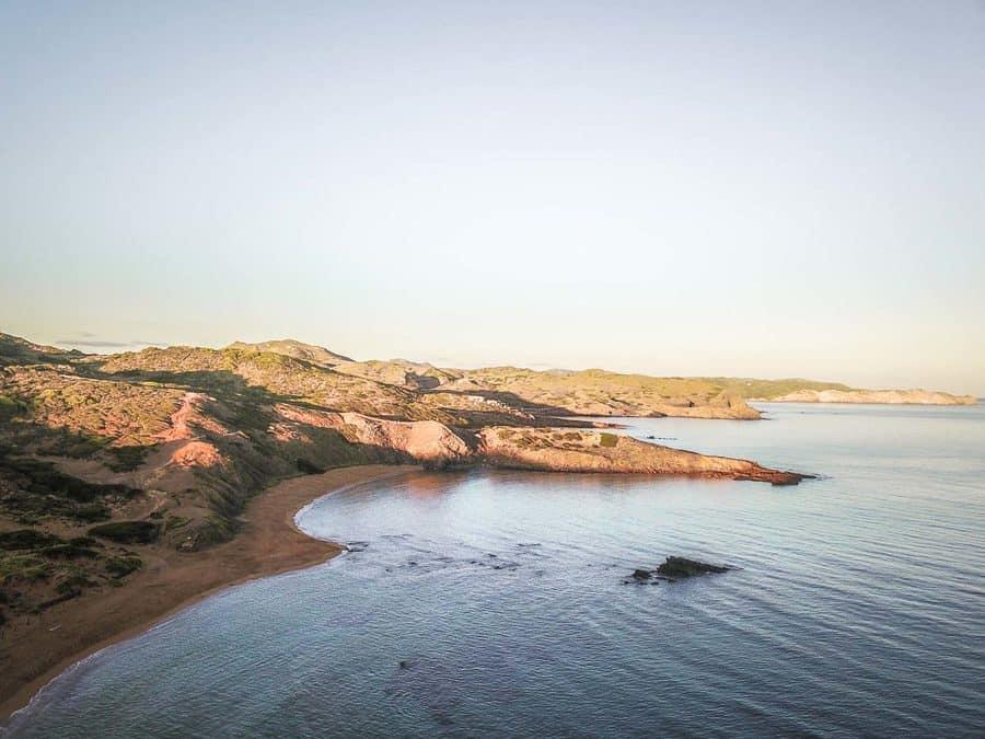 The Spanish Coastline - Menorca