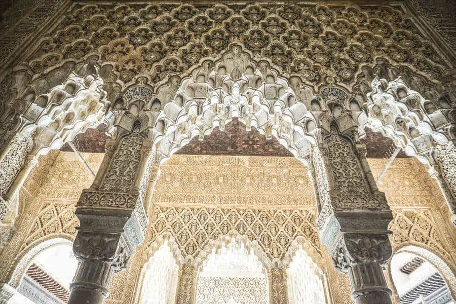 The Alhambra - One of Spain's Many UNESCO sites