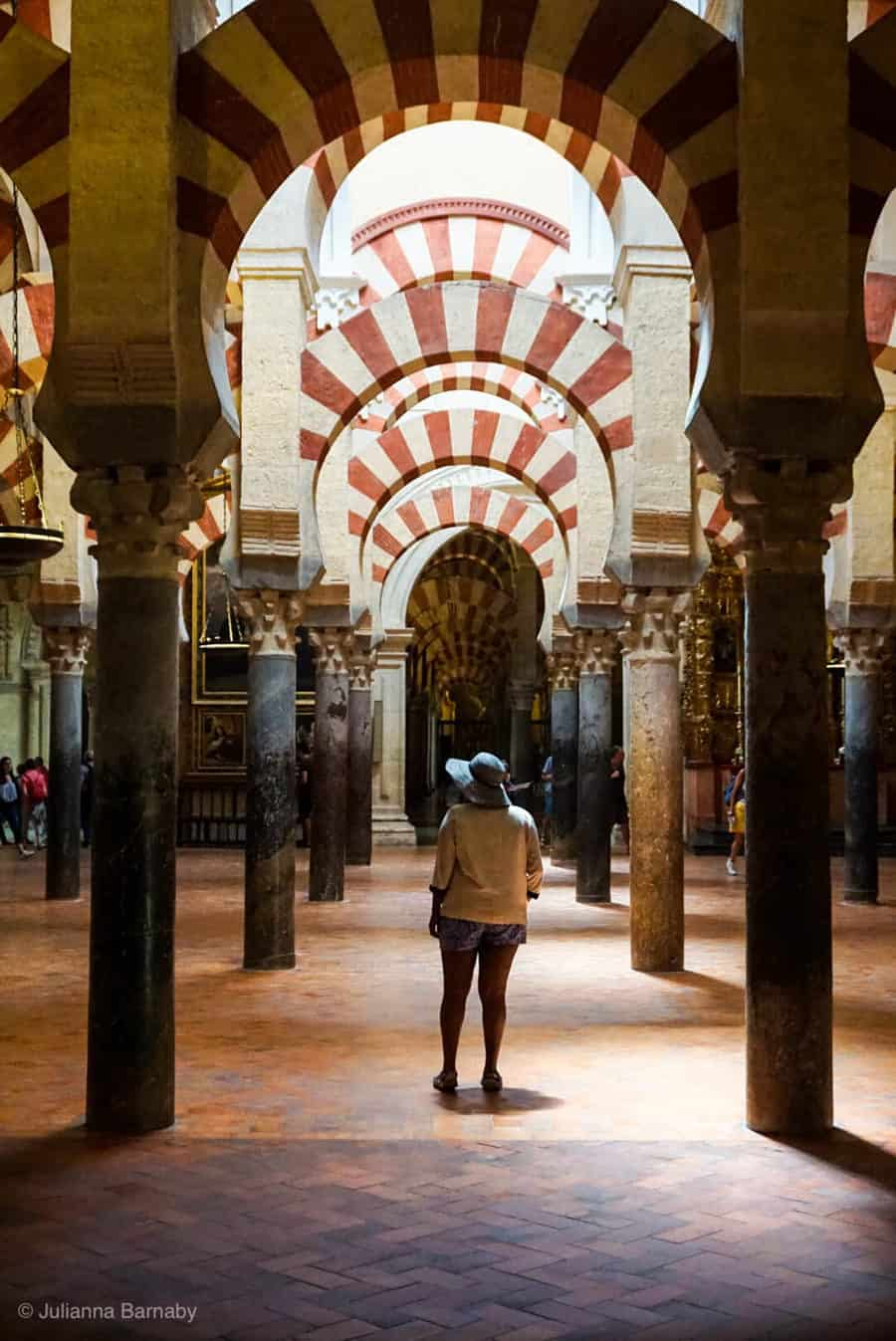 Cordoba's Mesquita - a Legacy of Moorish Spain