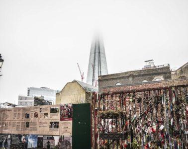 Crossbones Burial Ground - Unusual Things to do in London