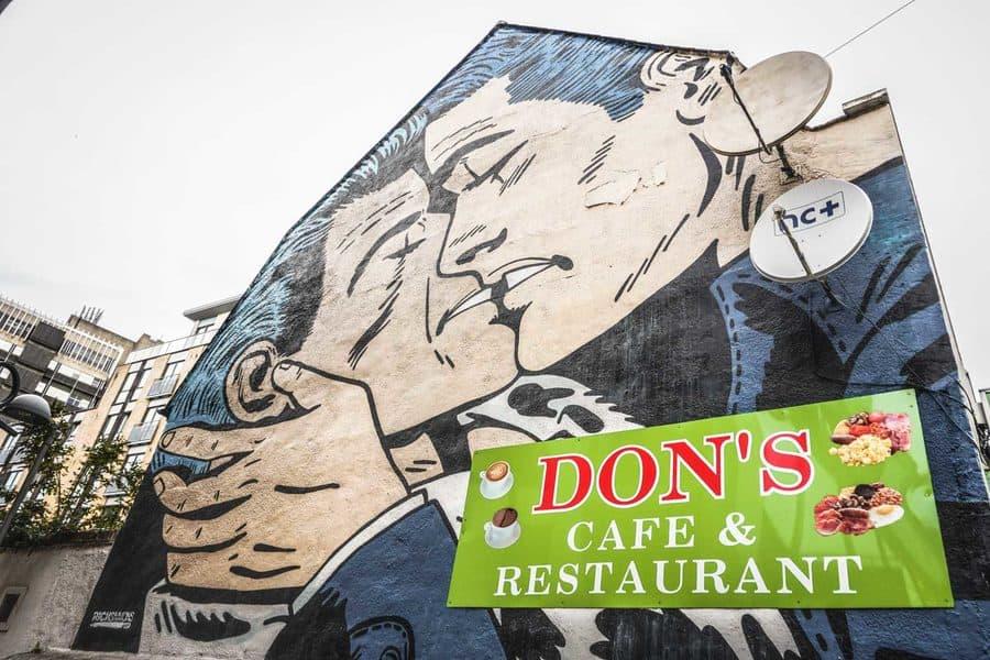 Street art in Croydon