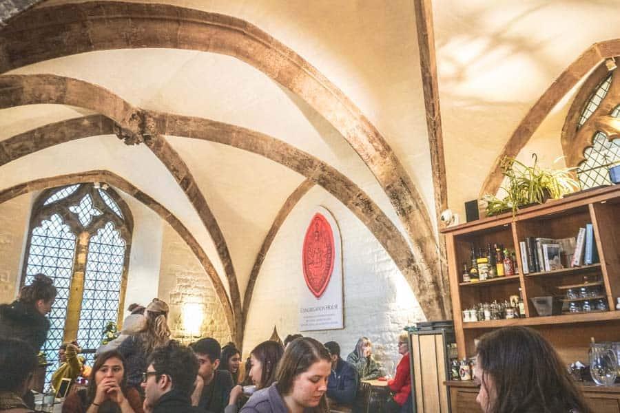 The Vaults & Garden Cafe