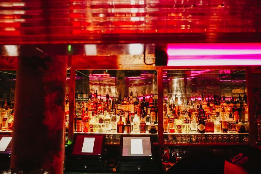 The Bar at Blame Gloria