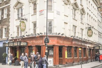 The Chandos, Covent Garden