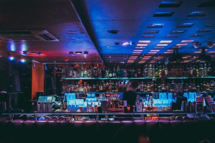 CellarDoor: Cocktails and Burlesque in a Transformed London Loo