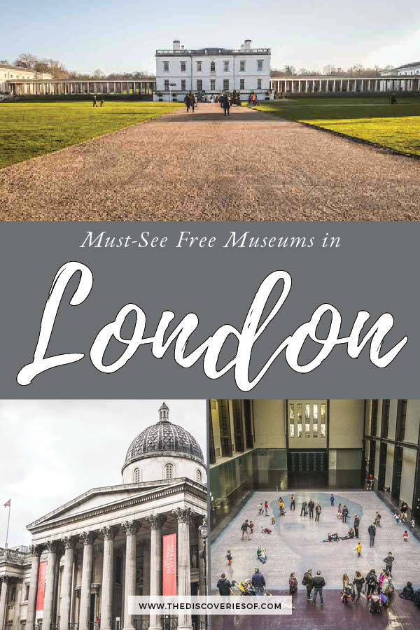 London's Best Free Museums