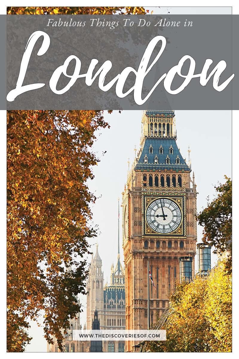 London alone