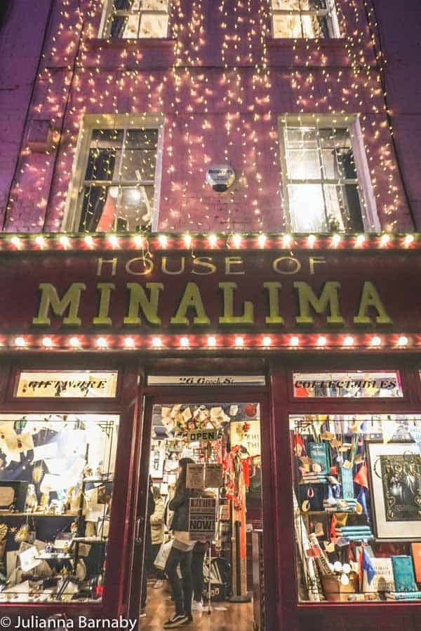 The House of Minalima, Soho