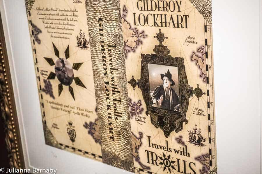 Gilderoy Lockheart - Travel with Trolls