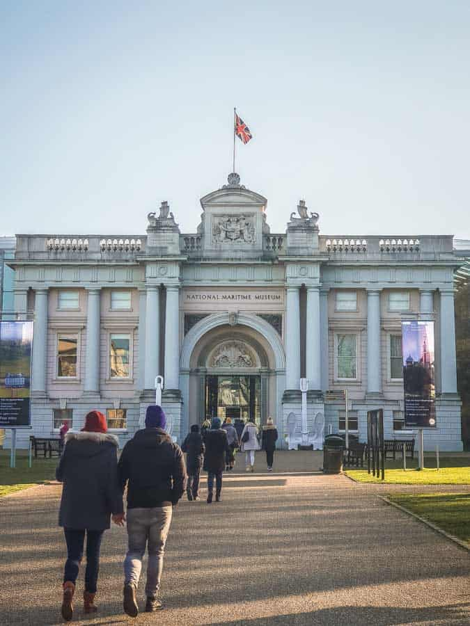 The National Maritime Museum Greenwich