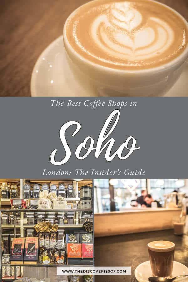 Soho Cafes