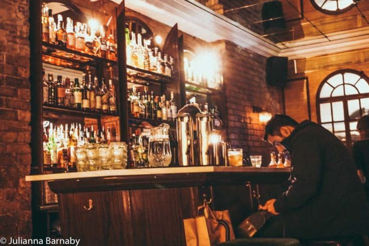 Experimental Cocktail Club: Drinking Behind Closed Doors in Chinatown