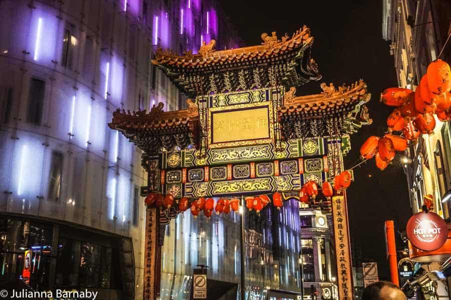 The Chinatown Gates