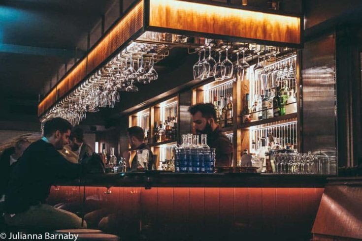 Disrepute Soho: The Glamorous Cocktail Bar You Need to Visit