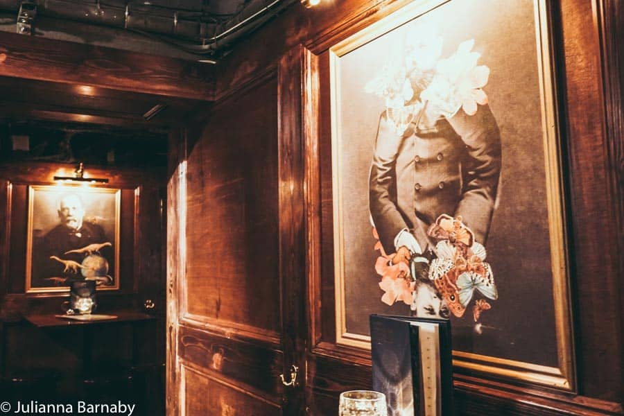 The Escapologist Covent Garden Review: Cocktail Bar With a