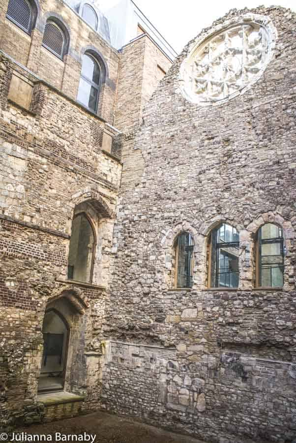 Ruins of Winchester Palace