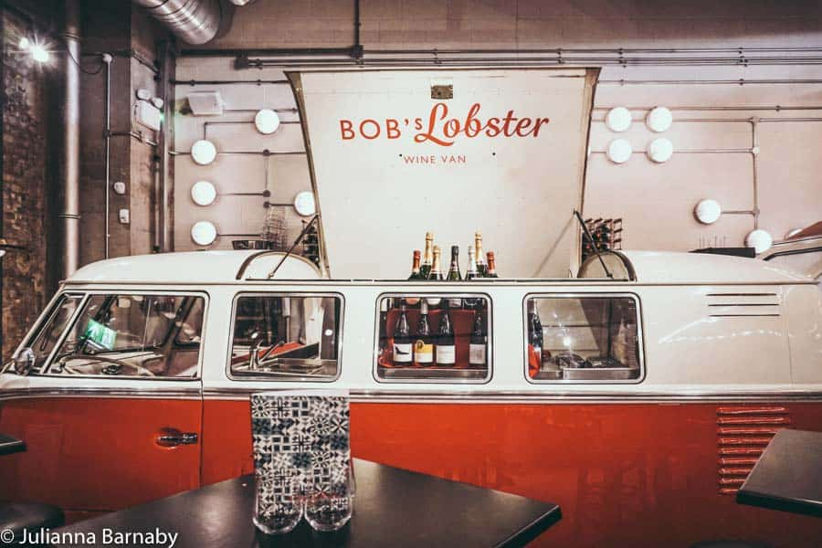 Bobs Lobster Wine Bar