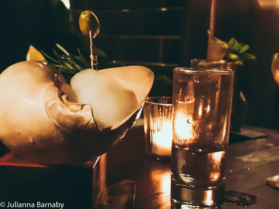 Cocktails at Nightjar