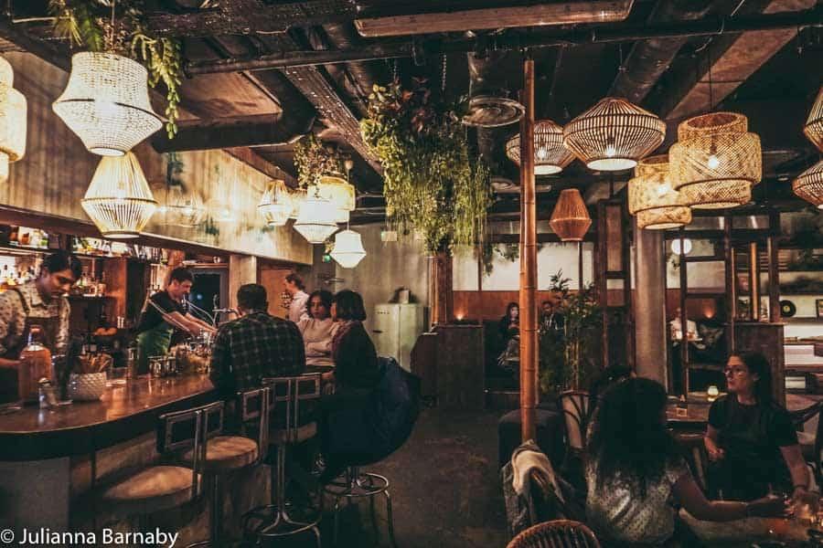 Nine Lives Bar, London Bridge