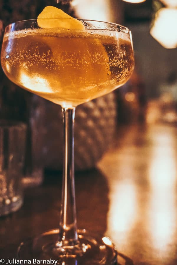 Aiko Cocktail at Nine Lives