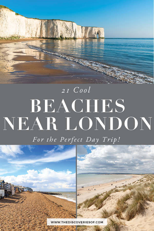 Beaches Near London