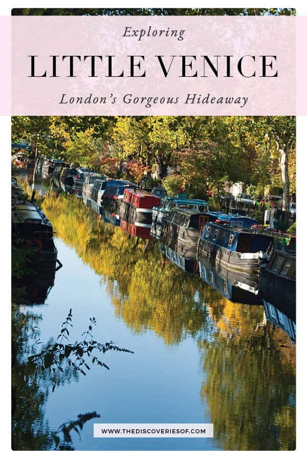 Things to do in Little Venice