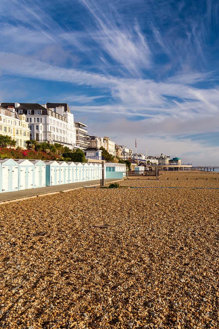 Beaches Around London