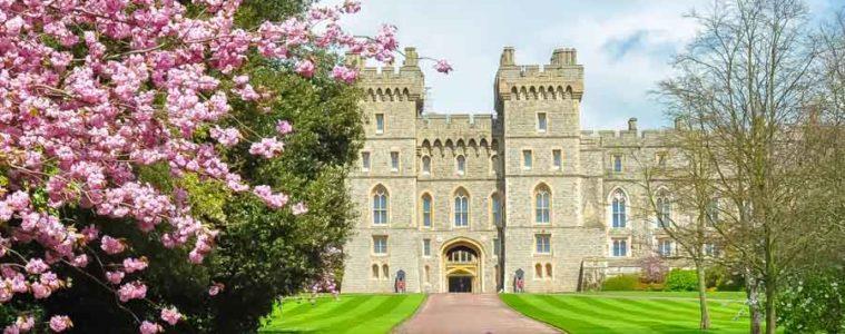 Windsor Castle, Near London