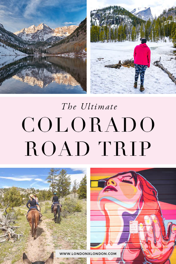 Colorado Road Trip