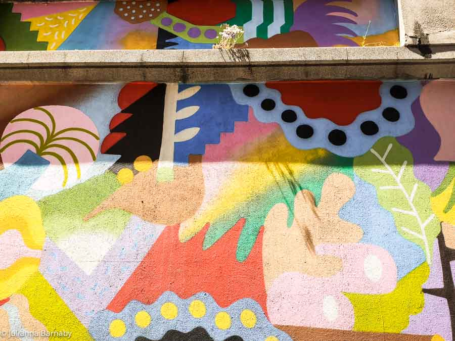 Street art in Lavapies