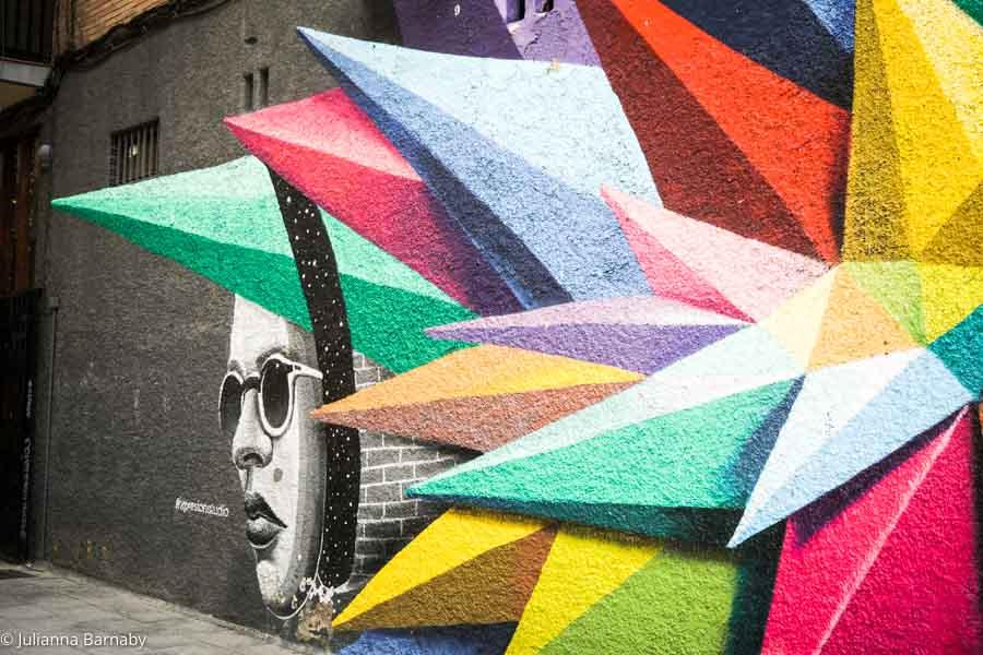 Madrid Street Art Lavapies