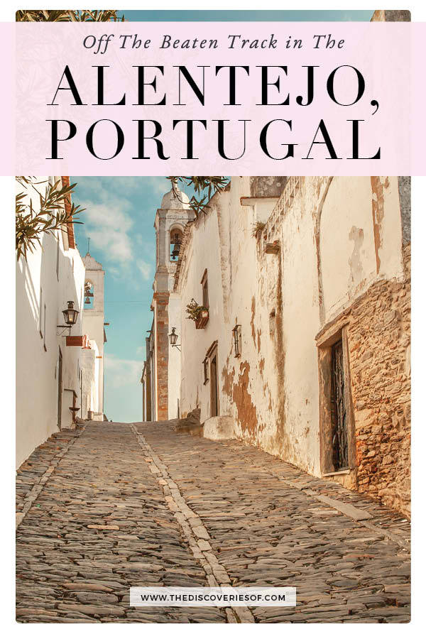 Off the Beaten Track in Portugal's Alentejo