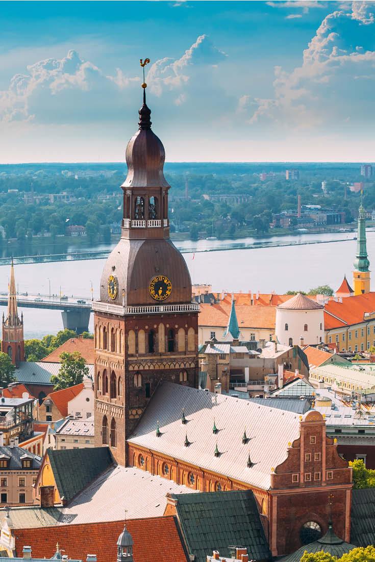 3 days in Riga