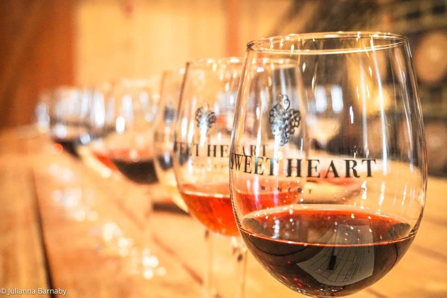 Sweetheart Winery