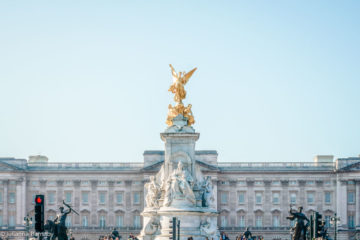 1 day in London - Buckingham Palace